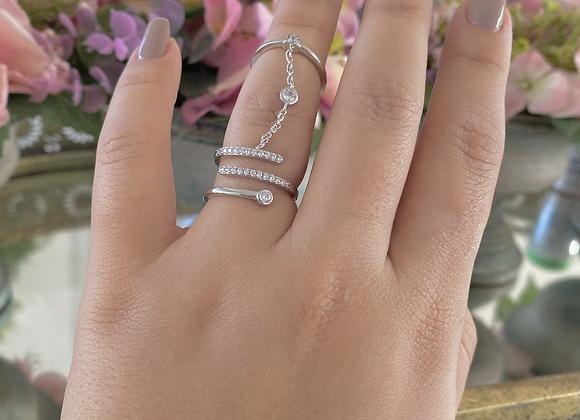 טבעת מטפסת שרשרת
