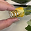 Thumbnail: טבעת זהב 14k פס