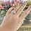 Thumbnail: טבעת אודיה מלבנים