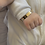 Thumbnail: צמיד קשיח מרוקאי שם הילד