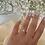 Thumbnail: טבעת עיגול דקה