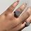 Thumbnail: טבעת טיפה גדולה דיאנה