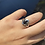 Thumbnail: טבעת חמסה משובצת
