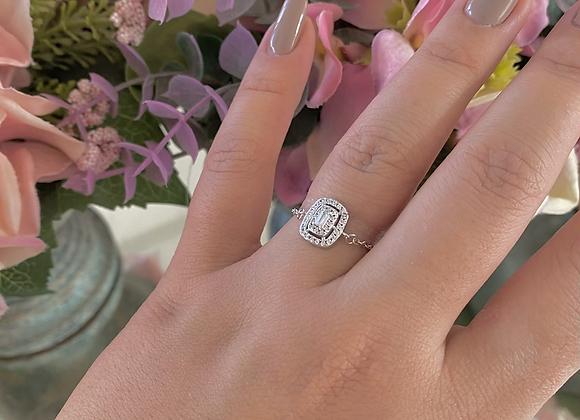 טבעת שרשרת אלמנט ניו