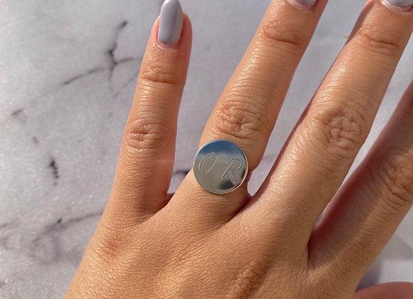 טבעת אותיות