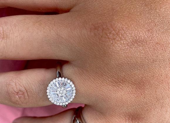 טבעת עיגול בגטים