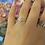 Thumbnail: טבעת סוליטר קלאסית פטנט
