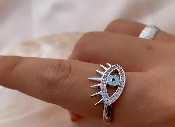 טבעת עין פטנט