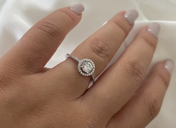 טבעת סוליטר דניאל