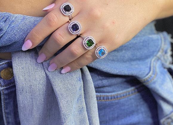 טבעת מלבנית אנאל