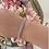 Thumbnail: צמיד גולני דק