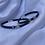 Thumbnail: צמיד זוגי אות אלמנט (מגיע 2)