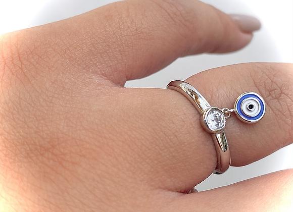 טבעת עין נופלת פטנט