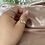 Thumbnail: טבעת כסף ספירלה ניו