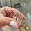 Thumbnail: עגילי חישוק עם עין