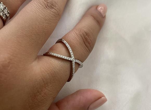 טבעת איקס קלאסית