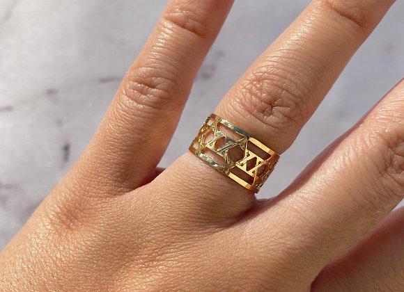 טבעת מגני דוד