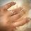 Thumbnail: טבעת שני עיגולים פריי