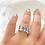 Thumbnail: טבעת כסף שנתון