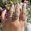 Thumbnail: טבעת ספירלה משובצת