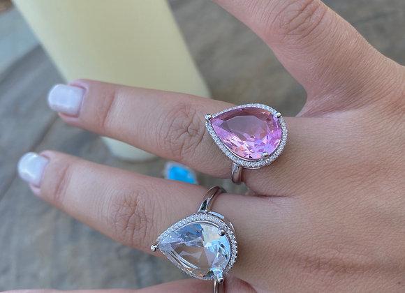טבעת טיפה דיאנה