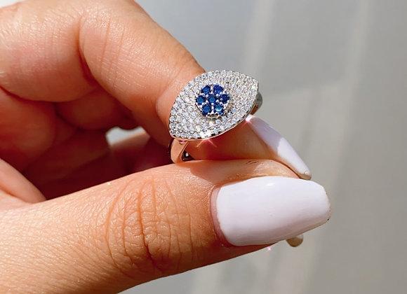 טבעת עין ענבל
