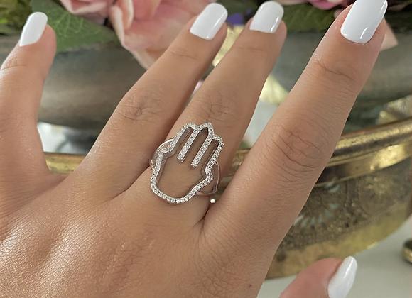 טבעת חמסה חלולה ניו