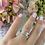 Thumbnail: טבעת כסף השם איתי
