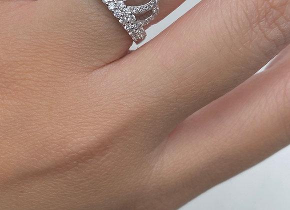 טבעת כתר נעמה