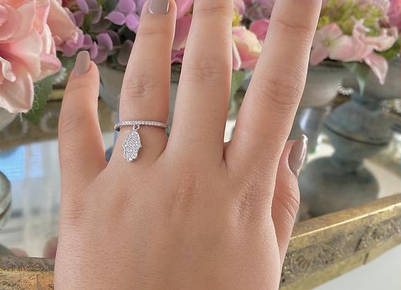 טבעת חמסה נופלת