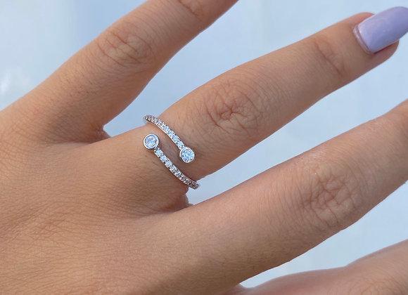 טבעת שני פסים שיר