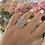 Thumbnail: טבעת חמסה סרוגה ניו