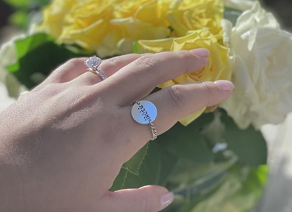 טבעת שרשרת ואהבת