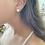 Thumbnail: עגילי לב צמודים בייבי