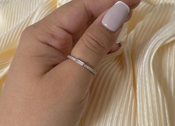 טבעת פס בגט