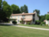Rental farmhouse cottage near Bordeaux, Poitou Charente