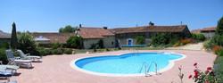 panoramicview of pool