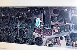 satellite aerial photo