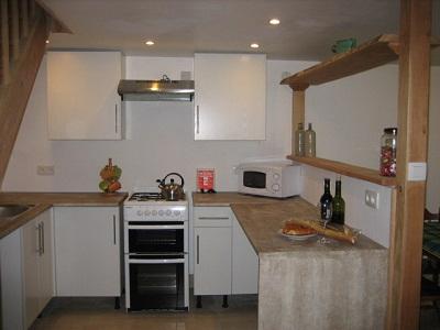 le petit bijou kitchen