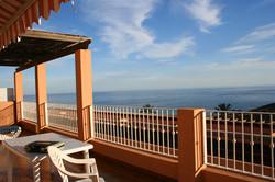 puerto marina view from terrace