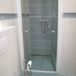gite shower and wc