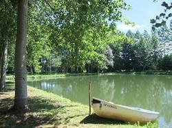 private carp fishing lake