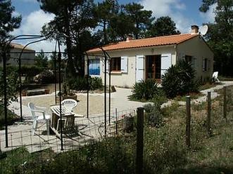 chemin D'alouette 2 bedroom gite, La Tranche sur mer