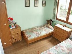 chemin d alouette 1 twin bedroom