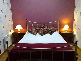 Gite 2 double bedroom