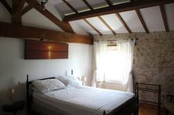 2018 La Puit double bedroom