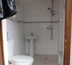 garden shower room
