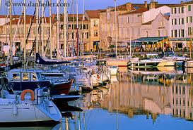 ile de re harbour