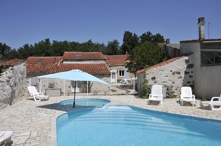 Le Cedre 5 bedroom holiday home