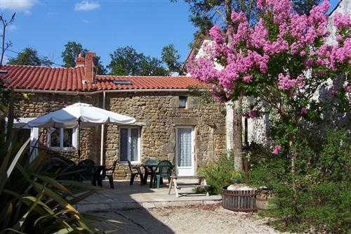 Le Cedre holiday rentalvilla, Vendee